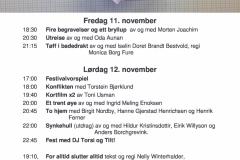 Festivalprogram 2016